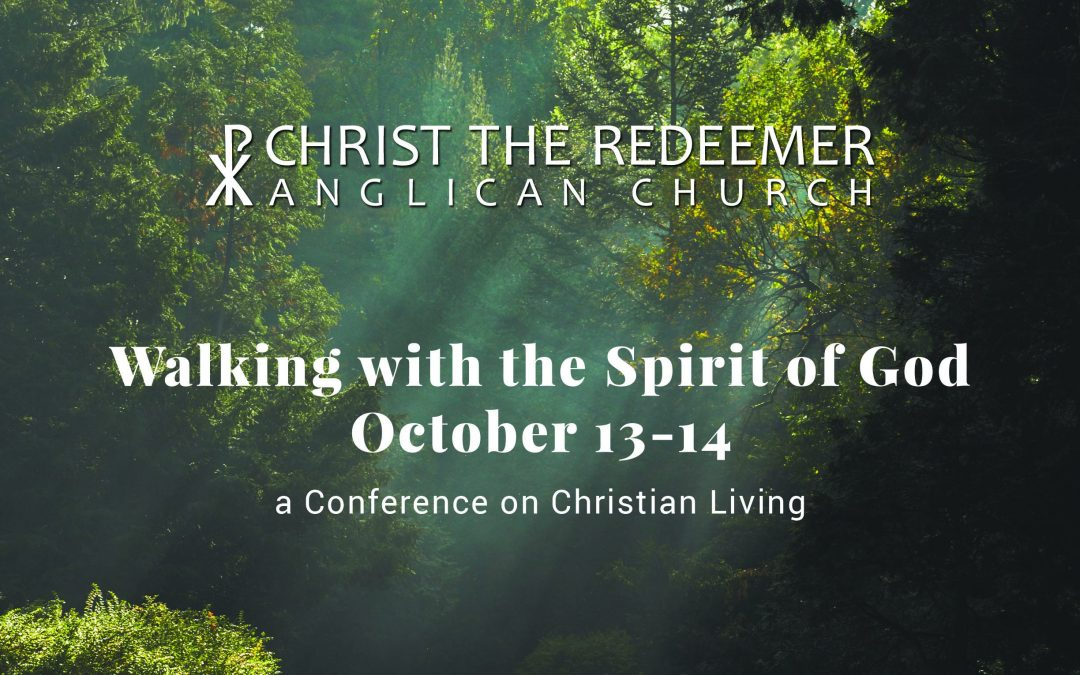 Walking with the Spirit of God