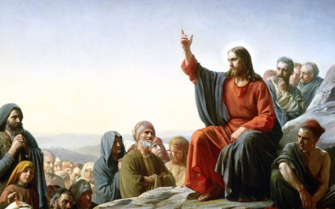 Returning to the Sermon on the Mount