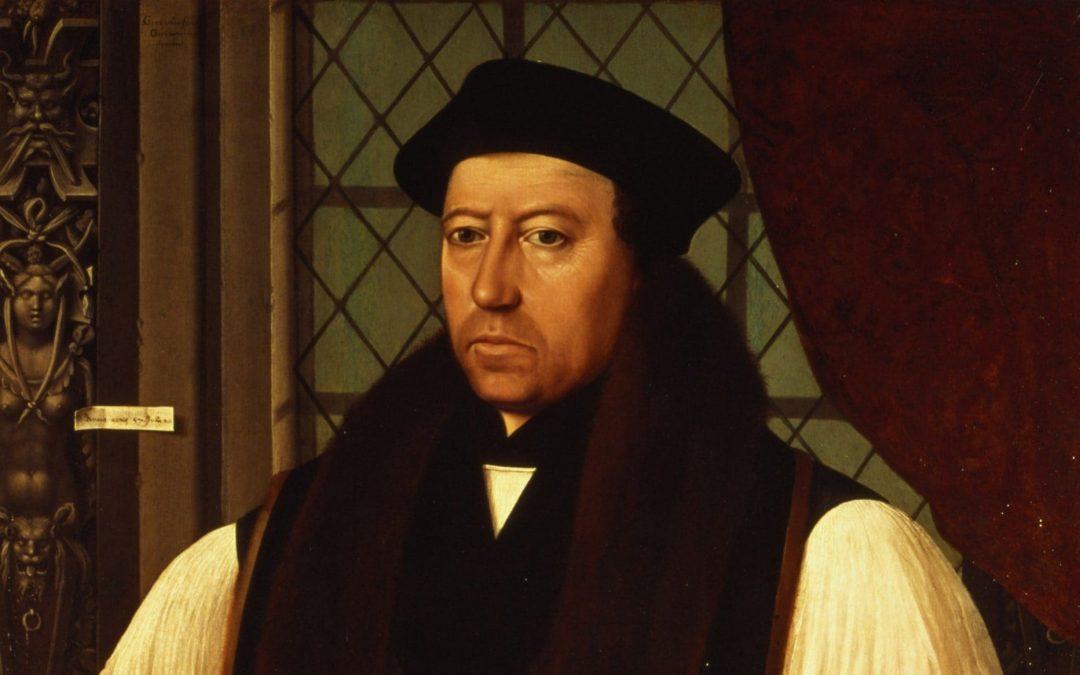 Thomas Cranmer: Reformer, Sinner, Martyr