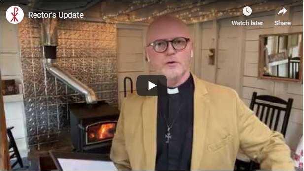 Update From Fr. Tim