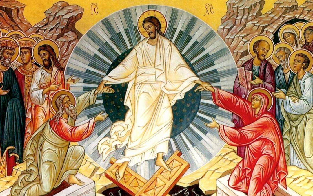 Easter Vigil Home Celebration