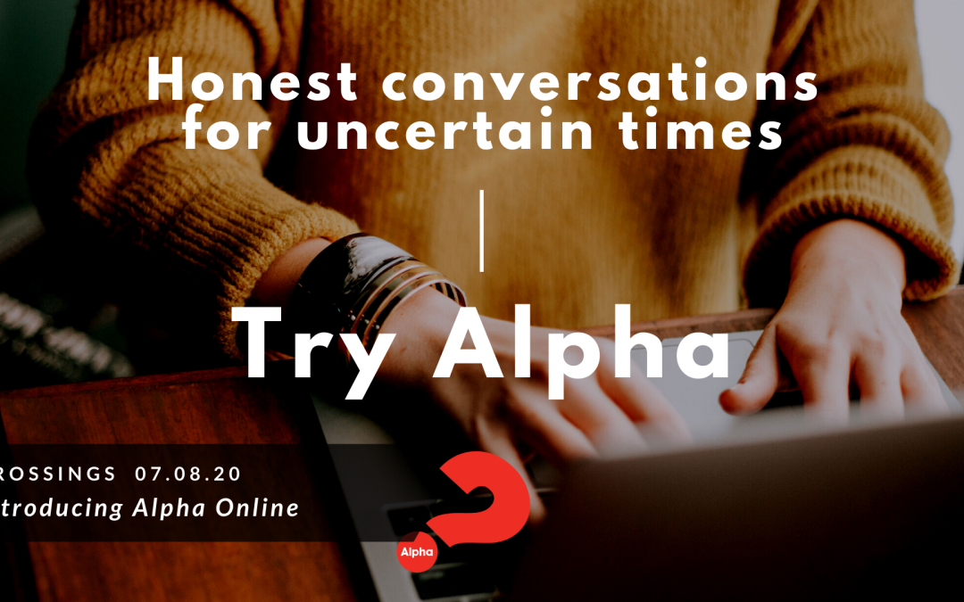 Crossings: Introducing Alpha Online
