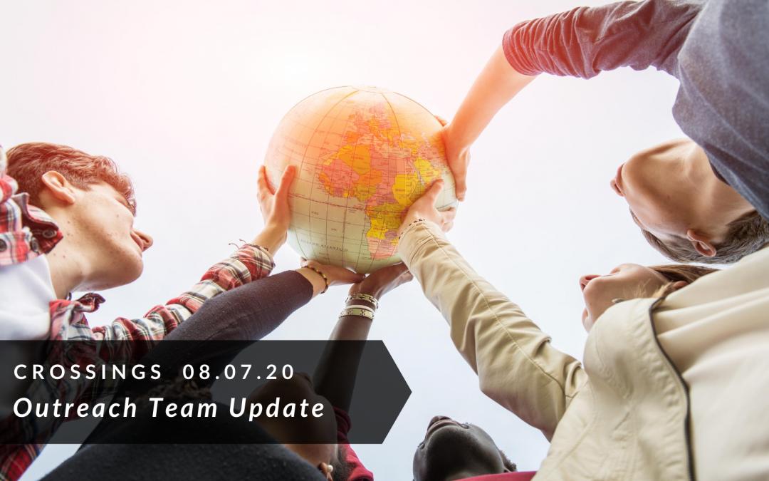Outreach Team Update